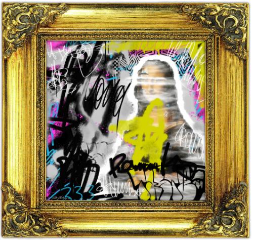 Abstract da Vinci