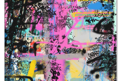 Abstraktes Kunstwerk by Pete Schröder alias SchröderARTS